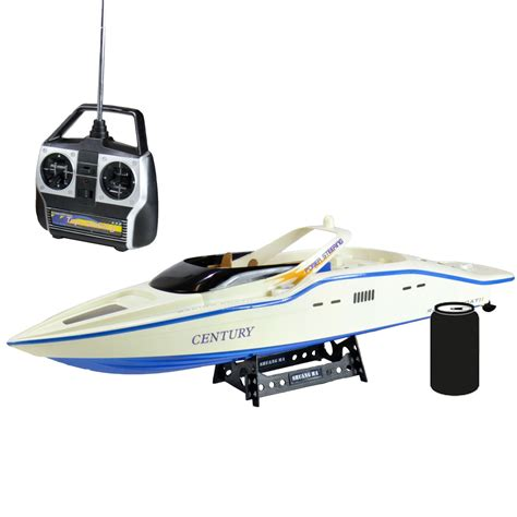 Remote Speed Boats by High Speed Radio Remote Rc Century Racing Speed