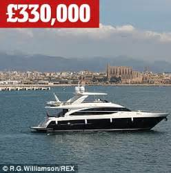 Luxury Yachts Cars And Homes Seized From Some Of Britain