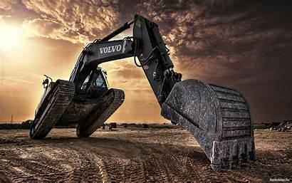 Excavator Wallpapers Volvo
