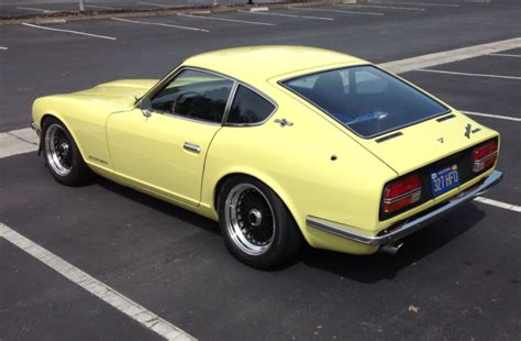 Datsun 240z 1970 by 1970 Datsun 240z 5 Speed For Sale On Bat Auctions Sold