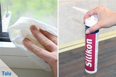 Silikonfugen Am Fensterdusche Reinigen  Tipps Und