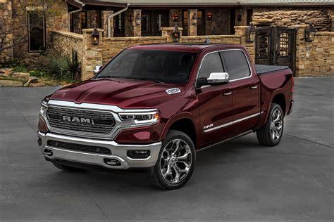ram unveils redesigned   trucks