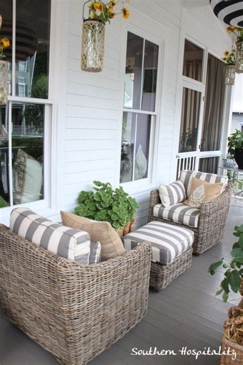 Outdoor Front Porch Furniture by Designer Outdoor Patio Furniture