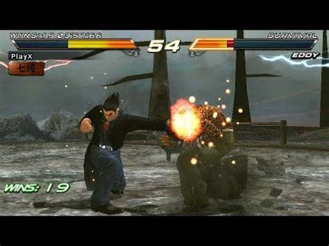 Psp Pc Emulator Ppsspp Tekken 6(tekken 7 Fr Mod) Kazuya