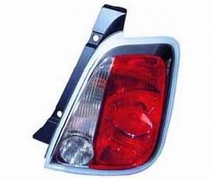 Feu Arriere Fiat 500 : feu arri re droit passager fiat 500 2007 2015 54 90 pi ces de rechange pi ces auto neuves ~ Melissatoandfro.com Idées de Décoration
