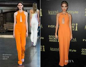 Sarah Hyland In Giulietta - The Hollywood Foreign Press ...