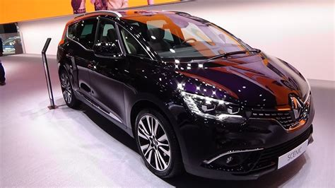 Renault Scenic 2019 by 2019 Renault Grand Scenic Initiale Blue Dci 150