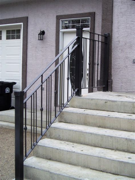 home depot stair railings interior wrought iron indoor railing exterior railings home depot