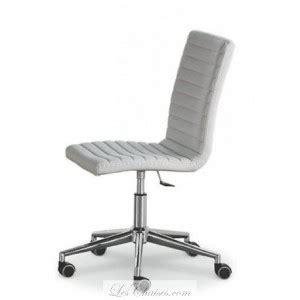 chaise de bureau sans roulettes chaise de bureau a