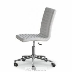 Chaise A Roulette : chaise de bureau a roulette ~ Teatrodelosmanantiales.com Idées de Décoration
