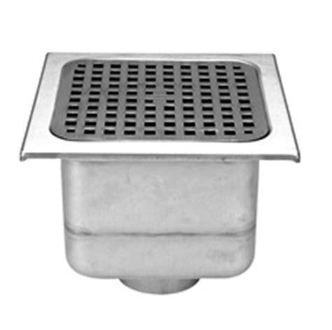 zurn floor drain sediment zurn z1751 y sanitary floor drain 12x12 inch w