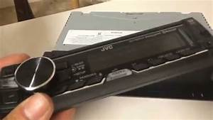 This Is A Jvc Kd-x320bts Digital Only Car Radio