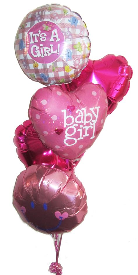 baby balloons helium balloons perth  baby bouquets