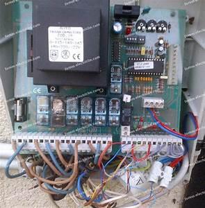 Moteur Portail Electrique : carte portail electrique carte lectronique came lb pour ~ Premium-room.com Idées de Décoration