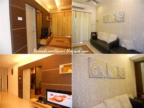 Dekorasi Ruang Tamu Rumah Flat Ppr  Desain Rumah