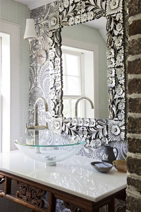inspirations  long silver wall mirrors