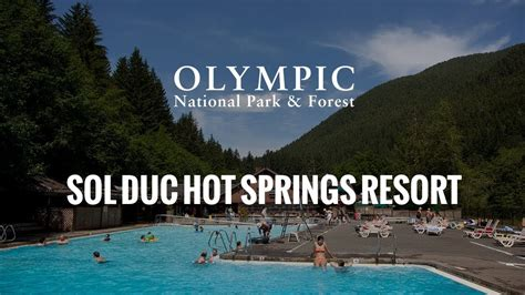 Sol Duc Hot Springs Resort at Olympic National Park ...
