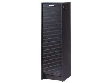 meuble classeur de bureau meuble classeur kip coloris noir vente de bureau à
