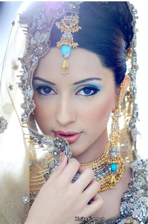 latest bridal makeup trend  jewelry khawar riaz bridal xcitefunnet