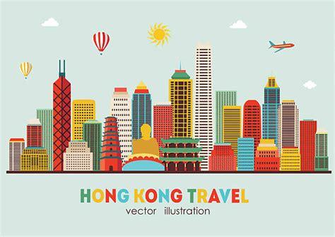 hong kong illustrations royalty  vector graphics clip art istock