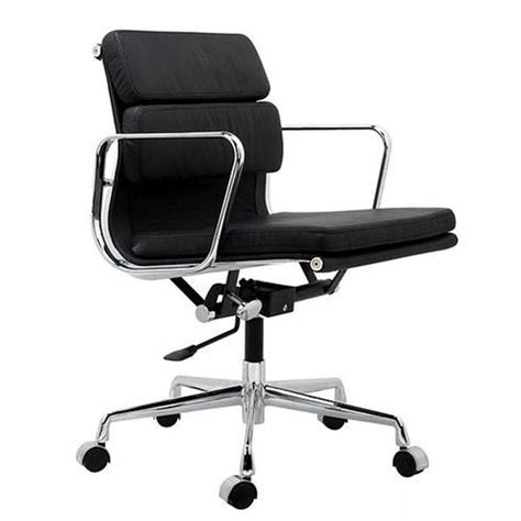 eames aluminium style management chair eames padded