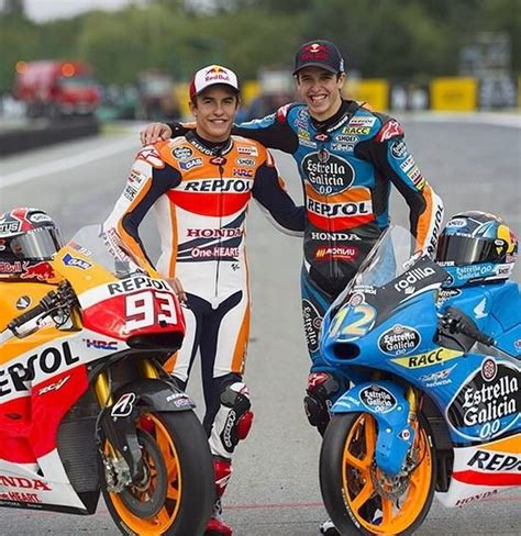 Who is Spanish Motorcycle Racer Marc Marquez Girlfriend?