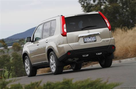 2010 nissan x trail update 1 of 5
