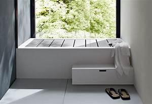 Abdeckung Für Badewanne : unico badewanne mit abdeckung von rexa design stylepark ~ Frokenaadalensverden.com Haus und Dekorationen