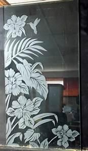 Humming Bird Shower Panel jpg