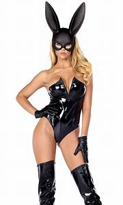 Adult Breathtaking Bunny Bodysuit Costume | $94.99 | The ...