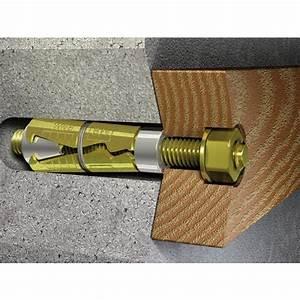 Cheville Beton Charge Lourde : cheville b ton pour fixation charge lourde rawl s rawl ~ Premium-room.com Idées de Décoration