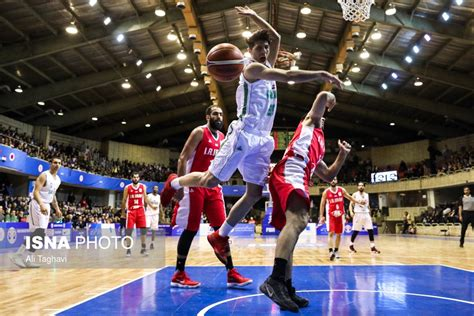 iran basketball team defeats iraq   fiba basketball