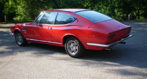 1967 Fiat Dino Coupe | Classic Italian Cars For Sale