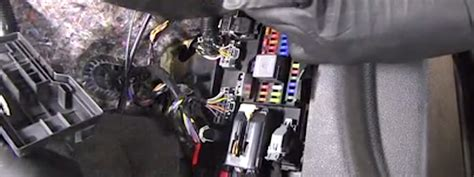 ford mustang   ford mustang gt   fuse box