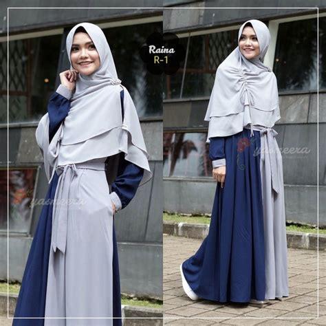 model baju muslimah syari  remaja barony tavern
