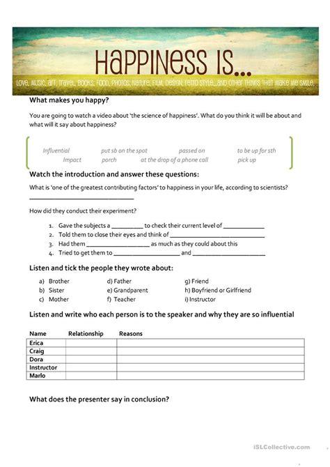Gratitude Worksheet  Free Worksheet Printables
