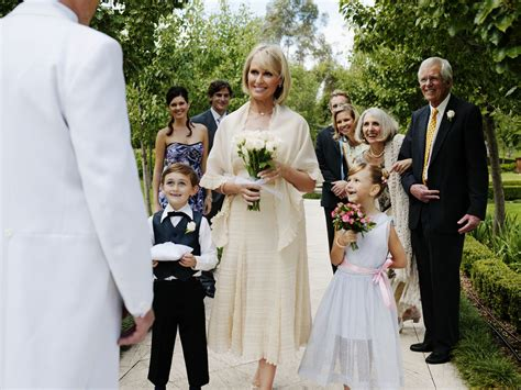 what a ring bearer has to do at a wedding