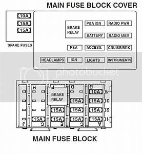 Fuse Panel Diagram For 2005 Electra Glide