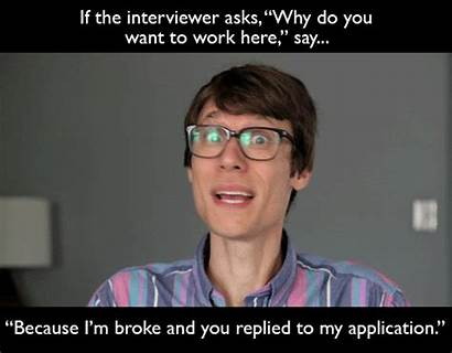 Interview Why Job Funny Want Gifs Opening