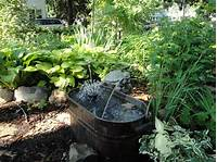 small water features Ways to Add Scent and Sound for a Great Garden - My ...