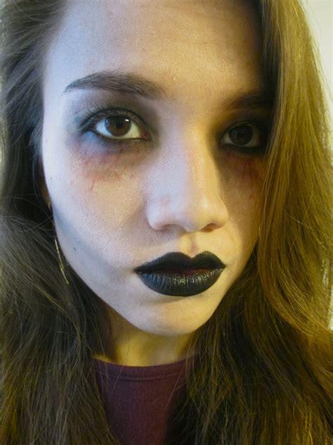 scary diy zombie makeup tutorials  halloween