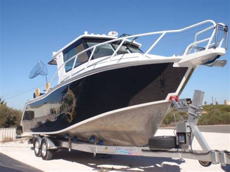 Aluminium Fishing Boats For Sale Perth by New Craft 7 85m Thunderbolt Power Boats Boats