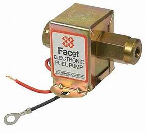 New 12v Facet Solid State Fuel Pump All Carbureted Engines Thermo King 5041026