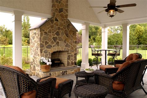 Outdoor Spaces : Outdoor Living Design Tips And Ideas