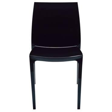 Chaise Bistrot Noire Conforama