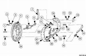 Please Help  Whats In The Rear Brakes