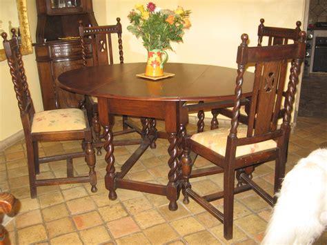 table 224 manger ovale ancienne anglaise quot gateleg quot et ses
