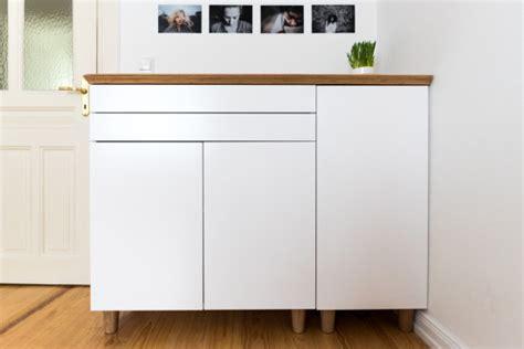 meuble bas cuisine 2 portes 2 tiroirs superbe buffet ikea style scandinave