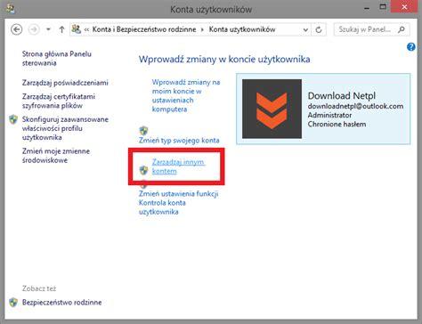 Jak Dodać Konto Gościa W Windows 8