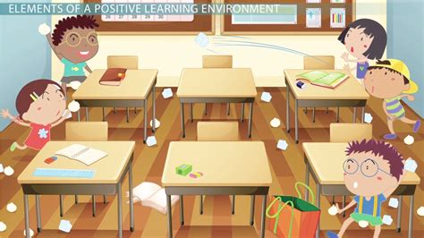 learning environment   classroom definition impact